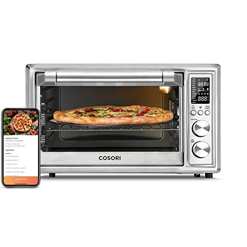 Countertop Oven with Rotisserie, Dehydrator Pizza