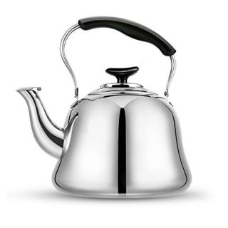 Kettle Stovetop Teapot 2 Liter Stainless Steel Hot Water Kettle