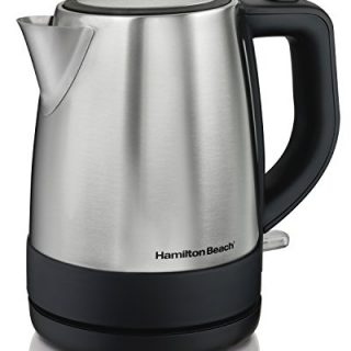 Hamilton Beach Electric Tea Kettle, Water Boiler Heater