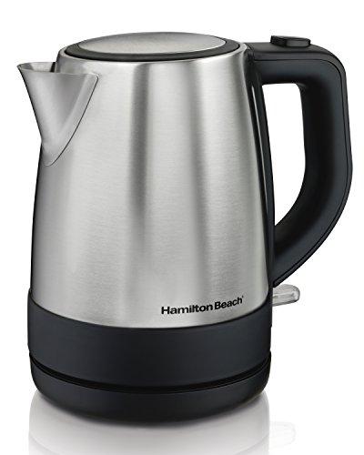 Hamilton Beach Electric Tea Kettle, Water Boiler Heater