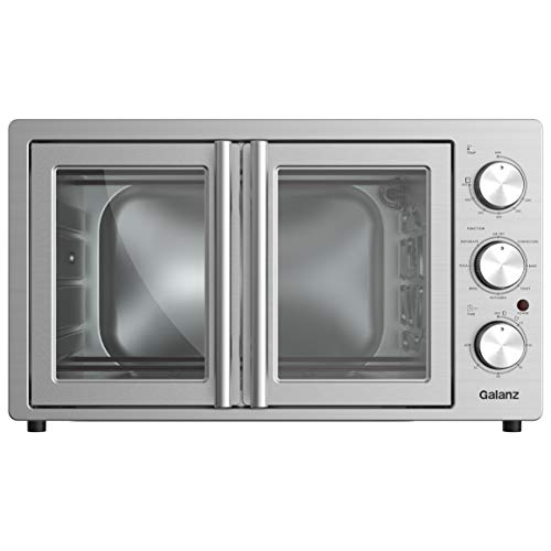 French Door Toaster Oven, 42L