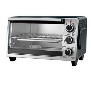 6-Slice Convection Countertop Toaster Oven BLACK+DECKER
