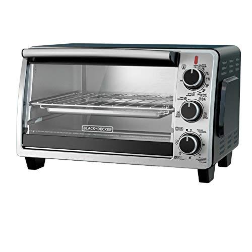 6-Slice Convection Countertop Toaster Oven BLACK+DECKER