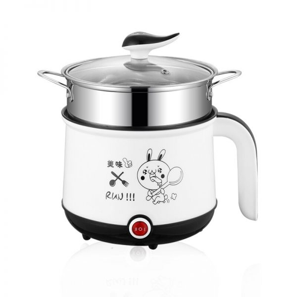 Electric Cooking Pot Machine Single/Double Layer
