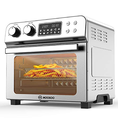 12-in-1 Air Fryer Convection Toaster Oven