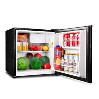 Compact Refrigerator, 1.6 Cu.Ft(Holds 40 Cans)