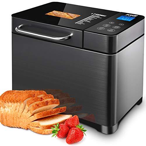 2LB XL Bread Maker with Fruit Nut Dispenser