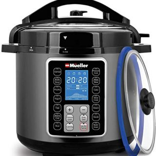Cooker Instant Crock 10 in 1 Pot with German ThermaV Tech