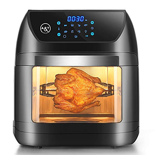 Hot Air Fryers Oven Oilless Cooker for Roasting