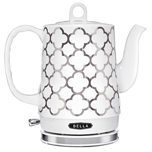 BELLA 1.2 Liter Electric Tea Kettle