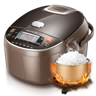 Electric Smart Rice Cooker for 4-6 People