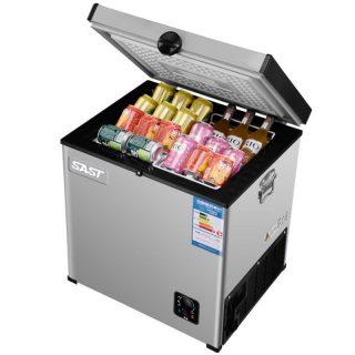 55L Household Refrigerator For Home Freezer Fridge