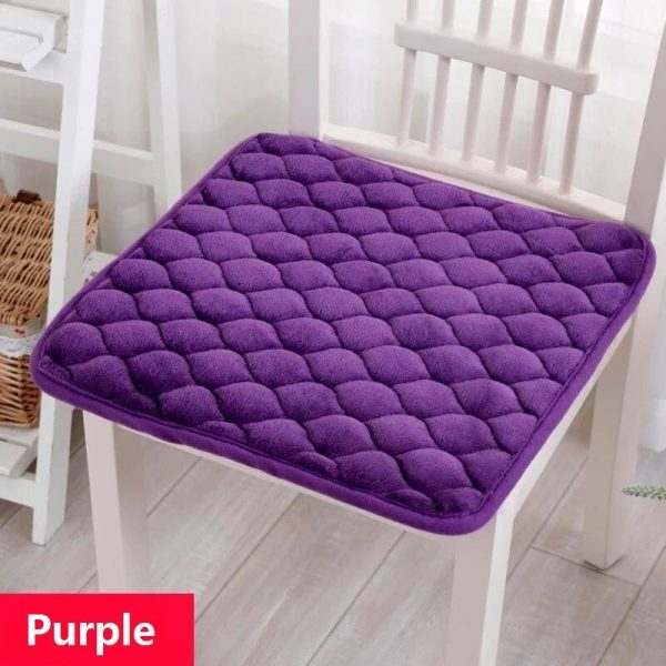 Modern Chair Cushion Thicken Pad Keep Warm