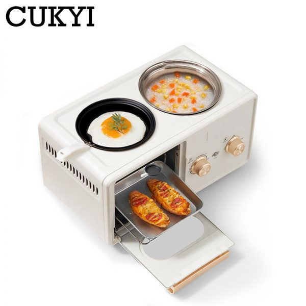 4 in 1 Household Electric Breakfast Machine