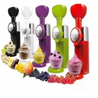 Swirlio Automatic Frozen Fruit Dessert Machine