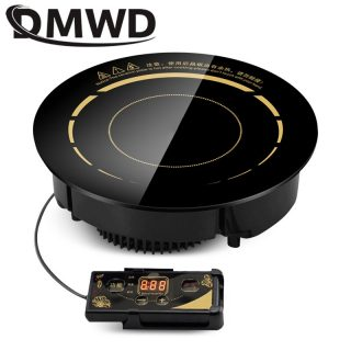 DMWD 3000W Round Electric Magnetic Induction Cooker