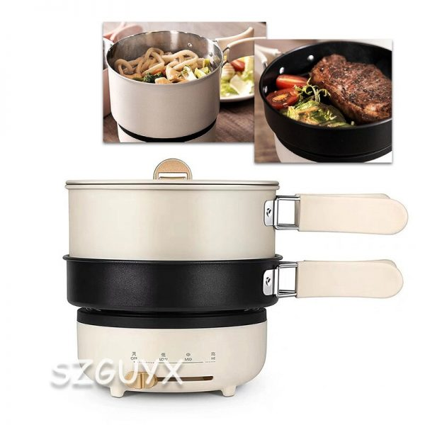 Travel small folding electric cooker