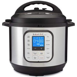 Instant Pot Duo Nova Pressure Cooker 7 in 1, 8 Qt, Best for Beginners