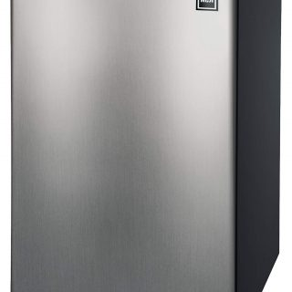 Platinum Single Door Mini Fridge with Freezer
