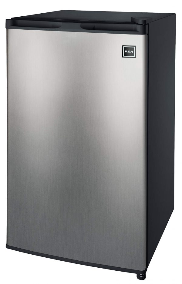 Platinum Single Door Mini Fridge with Freezer
