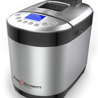 Pohl Schmitt Stainless Steel Bread Machine Bread Maker,