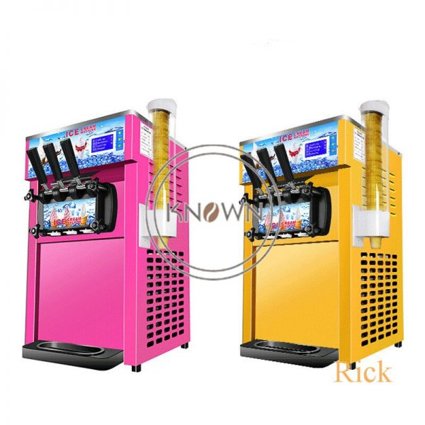Commercial Air-cooling soft Ice cream machine electric