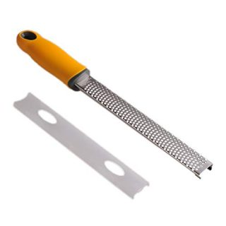 Lemon Zester and Kitchen Cheese Grater 18/8