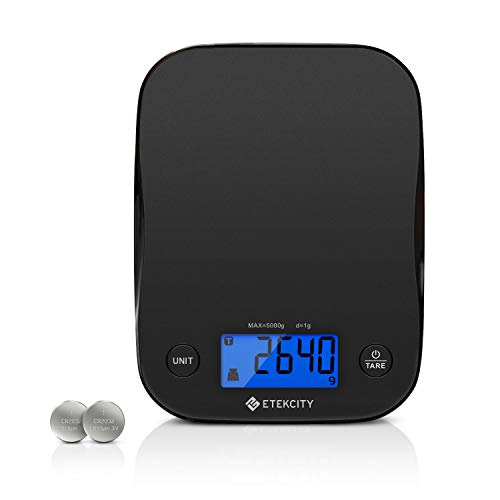 Digital Weight Grams and Oz for Baking and Cooking