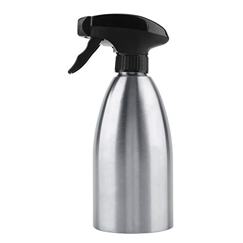 Ruiqas Olive Oil Sprayer,Stainless Steel Portable Vinegar Sprayer for Kitchen Outdoor BBQ Cooking Tool.