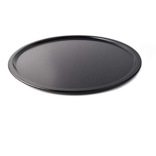 ODDIER Nonstick Pizza Pan Carbon Steel Pizza Tray Pie Pans (13inch)
