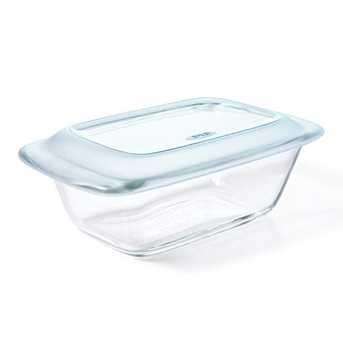 OXO Good Grips Glass Loaf Pan with Lid