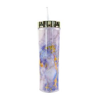 Bewaltz Marble & Glitter Tumbler Double Wall Insulated