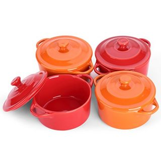 7 Ounces Ceramic Ramekins for Baking