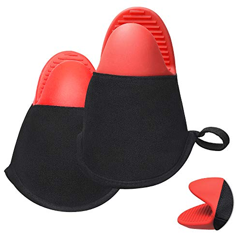 Oven Gloves Pinch Heat-Resistant and Non-Slip Potholders