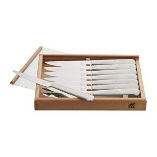 ZWILLING Porterhouse Steak Knife Set, 8-pc, Stainless Steel