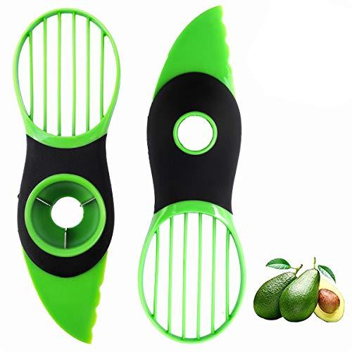 Avocado Slicer Peeler 3 in 1