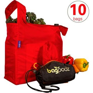 Reusable Grocery Bag and Storage System