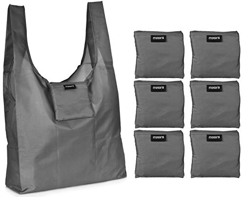 Reusable Grocery Shopping Bag - Replace Paper and Plastic