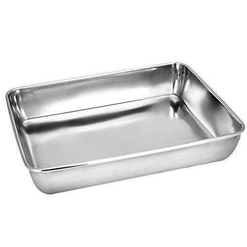 Heavy Duty Stainless Steel Baking Pan