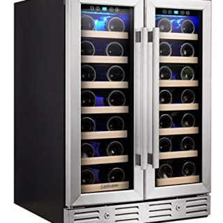 Kalamera Wine Cooler Fit Perfectly into 24 inch Space