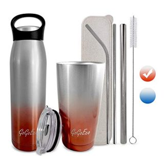 Stainless Steel Water Bottle 24oz Travel Cup/tumbler