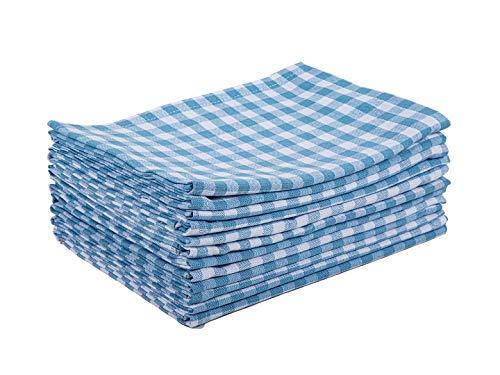 Cotton Kitchen Cloth Napkins set of 12 pack