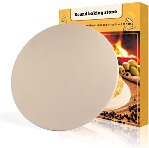Engineered Tuff Cordierite Durable Baking Stones for Ovens & Grill