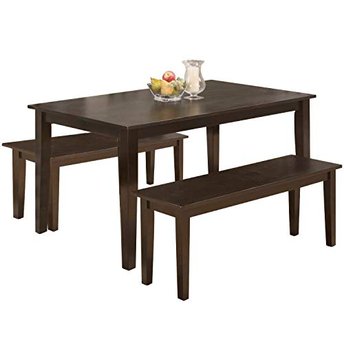 Table Kitchen Table and Bench for 4