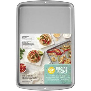 Wilton Recipe Right Cookie/Jelly Roll Pan