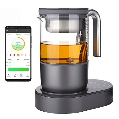 Award-Winning Smart Tea Brewer