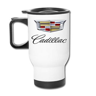 Travel Tumbler Cup Cadillac 2014