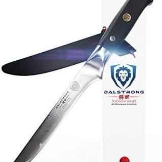 "DALSTRONG - Shogun Series - Damascus - AUS-10V Japanese Super Steel - Boning Knife (6"" Boning Knife)"
