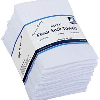 Flour Sack Kitchen Towels Cotton