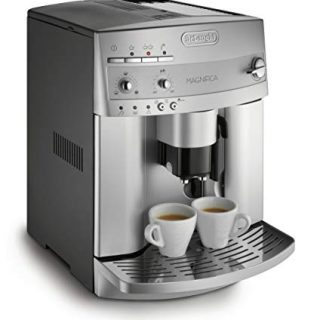 De'Longhi ESAM3300 Magnifica Super Automatic Espresso & Coffee Machine